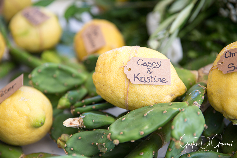 matrimonio a Stromboli: dettagli