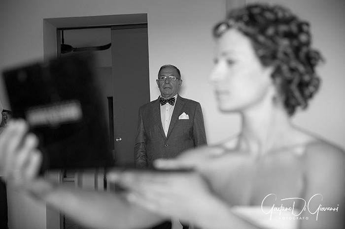 Matrimonio a Salina. Hotel signum. i preparativi degli sposi.
