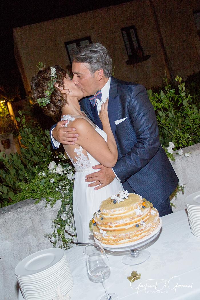 Matrimonio a Salina. festa hotel signum