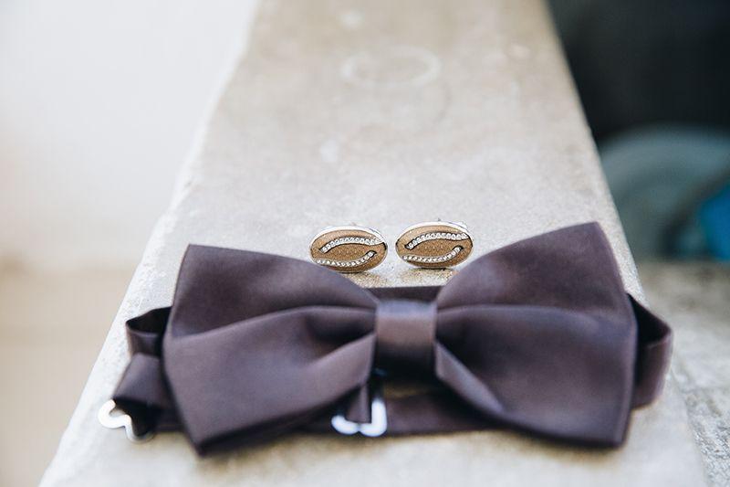 Matrimonio a Lipari: accessori sposo