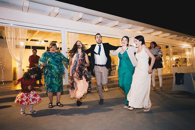 Matrimonio a Lipari: villa enrica, la festa