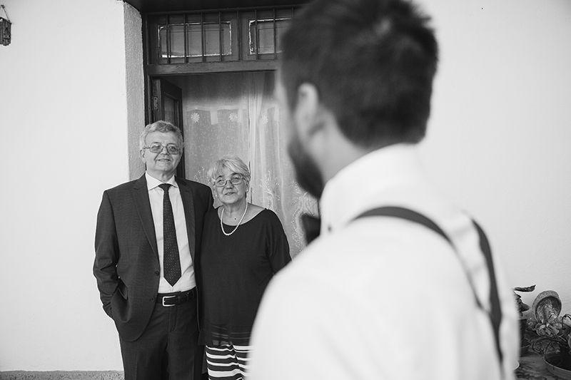 Matrimonio a Lipari: preparativi dello sposo