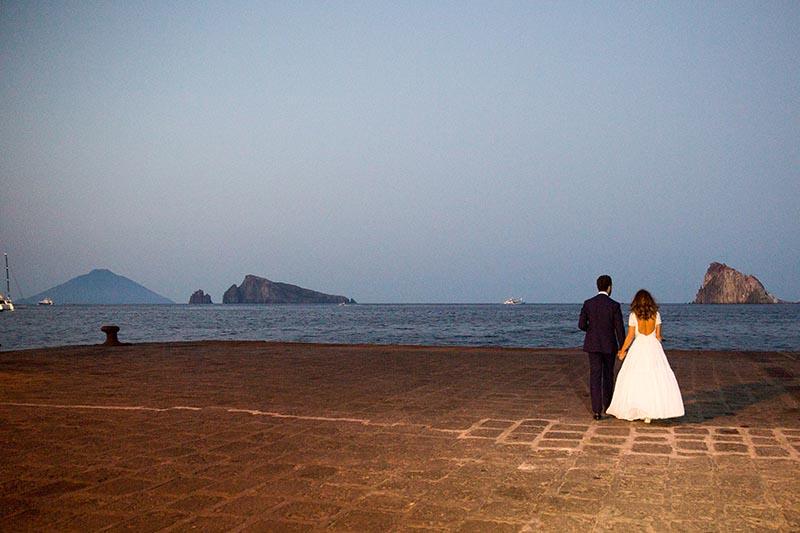 matrimonio a panarea come lavora un fotografo di matrimonio