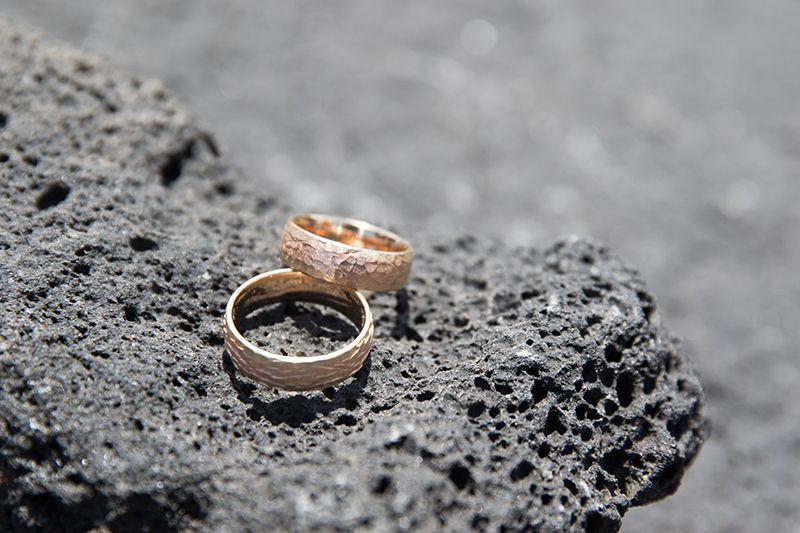 anelli su lava isola stromboli