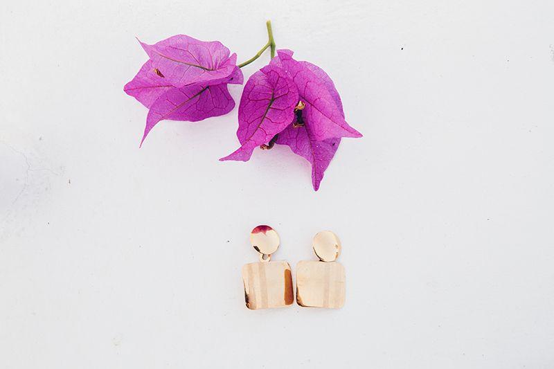 accessori sposo con bouganvillea
