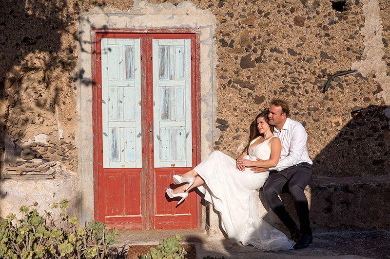sposi casa tipica di alicudi